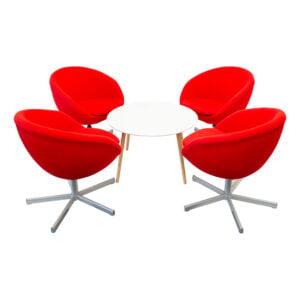 Cafébord/Loungegrupper
